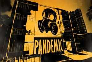 Квест Pandemic