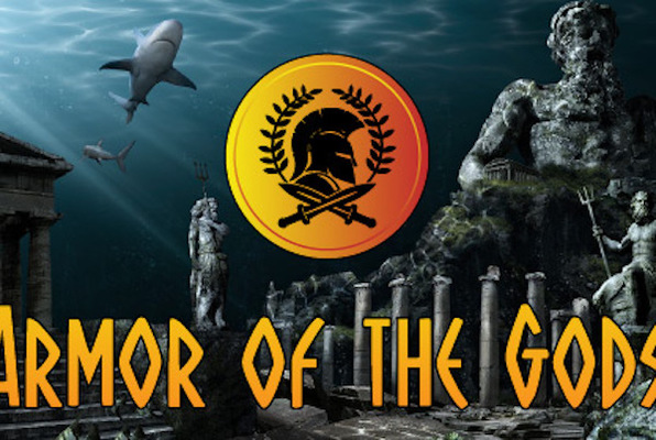Armor of the Gods (The Paradox) Escape Room