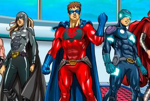 Квест Superheroes