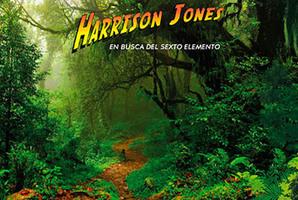 Квест Harrison Jones en Busca del Sexto Elemento