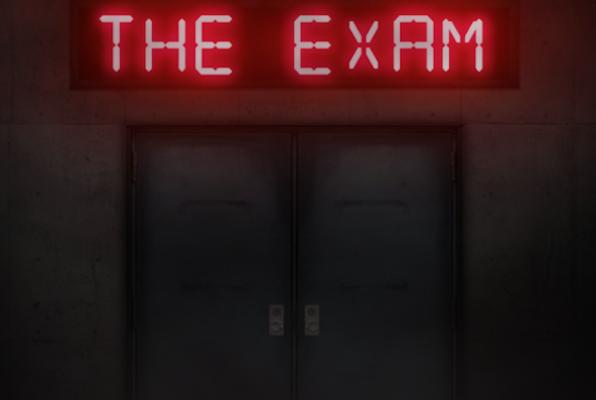 The Exam (Abduction Bilbao) Escape Room