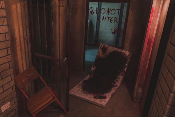 Walking Death (Game Over Göteborg) Escape Room