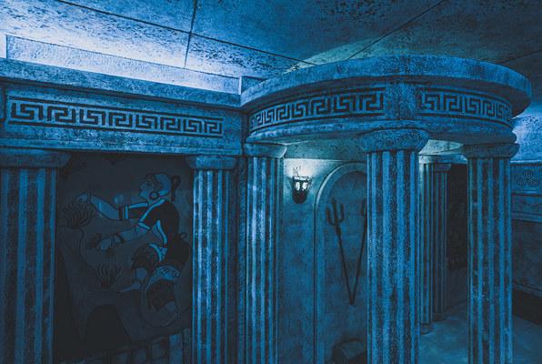 Lost City of Atlantis (Game Over Göteborg) Escape Room