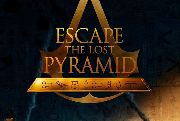 Escape The Lost Pyramid VR (Enigma Game) Escape Room