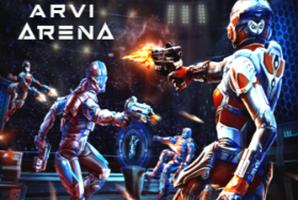 Квест ARVI Arena VR