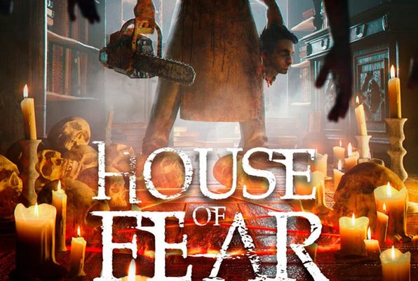 House of Fear VR (Enigma Game) Escape Room