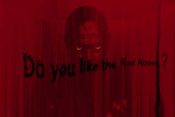 The Red Room (Mystery Escape Rooms) Escape Room