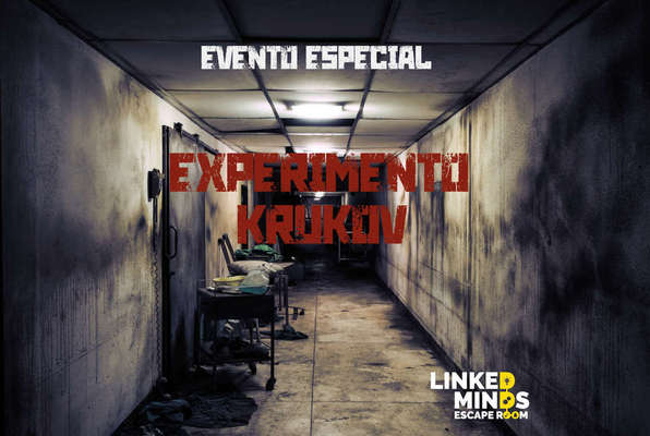 Experimento Krukov (Linked Minds) Escape Room