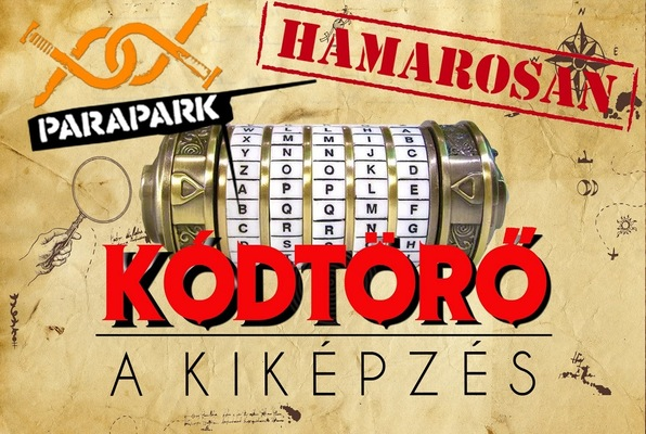 Kódtörő (Parapark) Escape Room