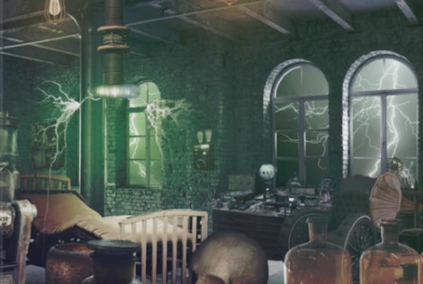 Franky Resurrection (Scaparium) Escape Room
