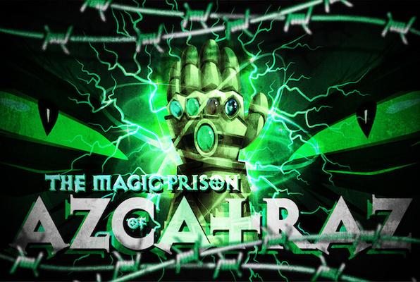 The Magic Prison of Alcatraz