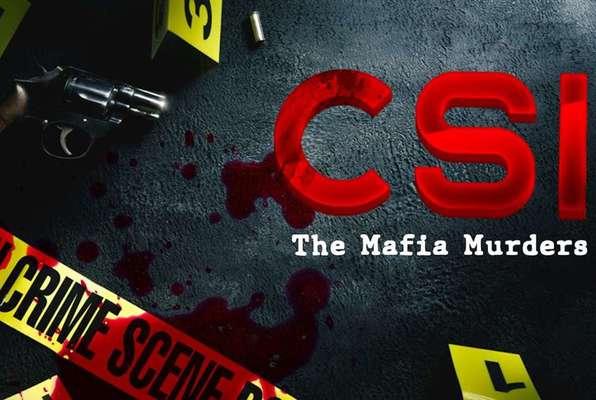 CSI (The Panic Room) Escape Room