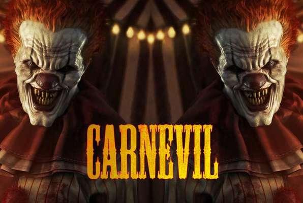 Carnevil (The Panic Room) Escape Room