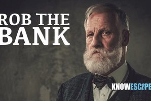 Квест Rob The Bank