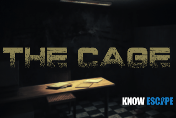 The Cage (Maldon Escape Rooms) Escape Room