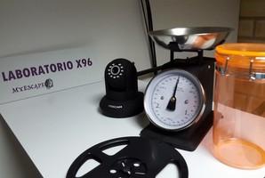 Квест Laboratorio X96