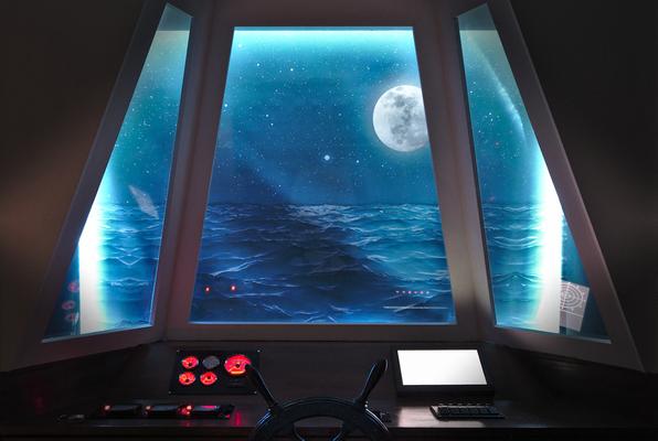 The Captain (5959) Escape Room