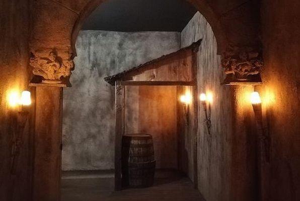 Línea de Sangre Licántropos (Blindhouse Games) Escape Room