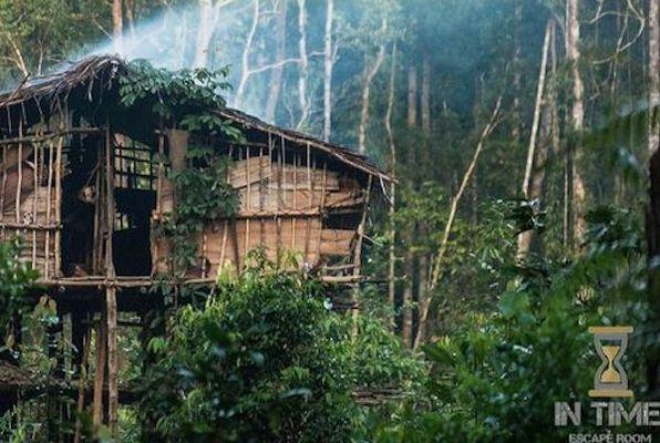 La Isla de los Caníbales (In Time) Escape Room