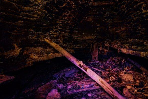 La Cripta Abandonada