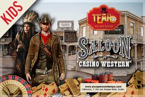 Квест Casino Western Infantil