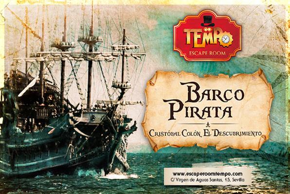 Cristóbal Colón, el Descubrimiento (Tempo) Escape Room
