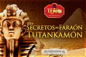 Квест Los Secretos del Faraón Tutankamón