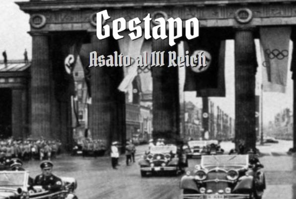 Gestapo (Rommel Escape Room) Escape Room