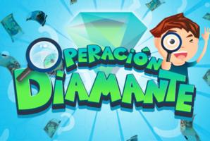 Квест Operación Diamante