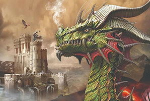 Квест Juego de Dragones