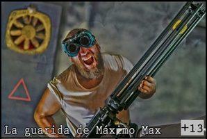 Квест  La guarida de Máximo Max
