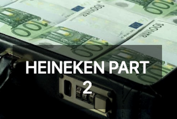 Heineken Part 2 (Locked Game) Escape Room