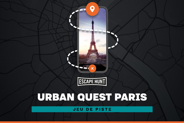 Urban Quest Paris (Escape Hunt Paris) Escape Room