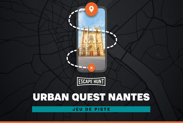 Urban Escape Nantes (Escape Hunt Nantes) Escape Room