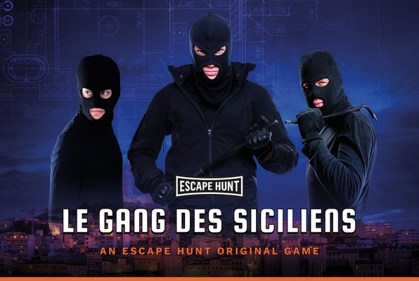Le Gang des Siciliens (Escape Hunt Marseille) Escape Room