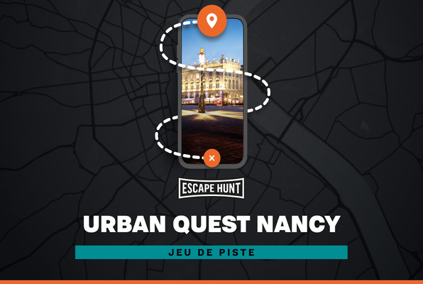 Urban Quest Nancy