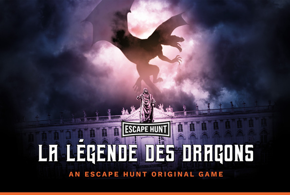 La Légende des Dragons (Escape Hunt Nancy) Escape Room