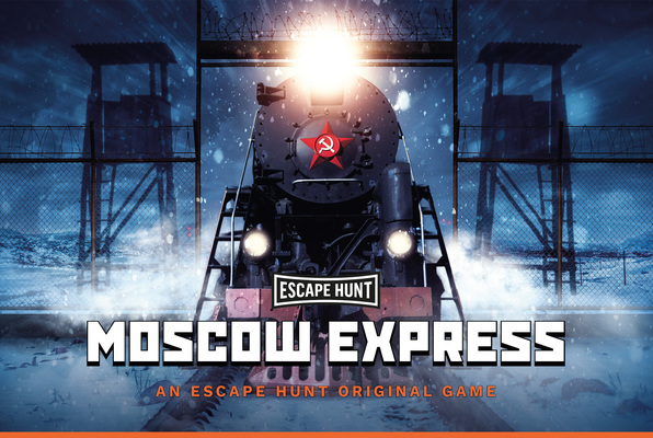 Moscow Express (Escape Hunt Metz) Escape Room