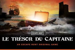 Квест Le Trésor du Capitaine