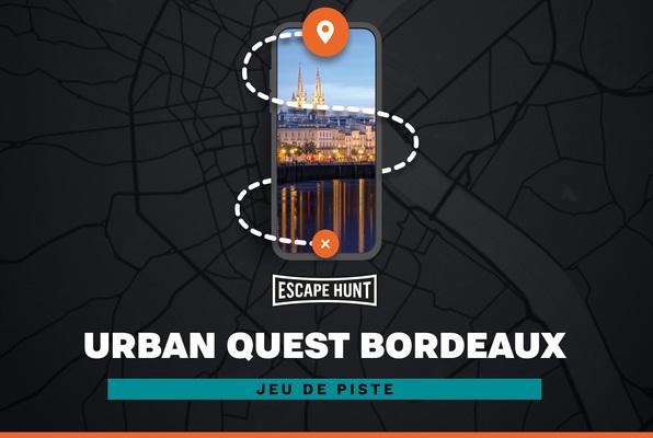 Urban Quest Bordeaux