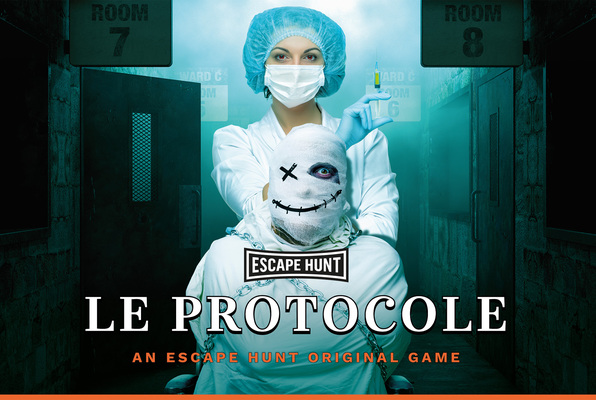 Le Protocole (Escape Hunt Bordeaux) Escape Room