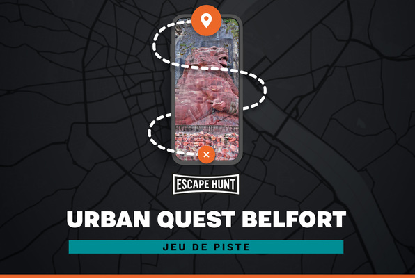 Urban Quest Belfort