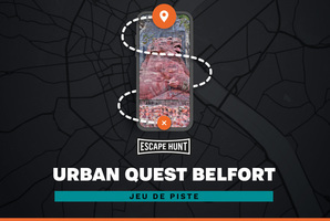 Квест Urban Quest Belfort