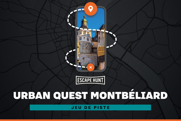 Urban Quest Montbéliard (Escape Hunt Belfort) Escape Room