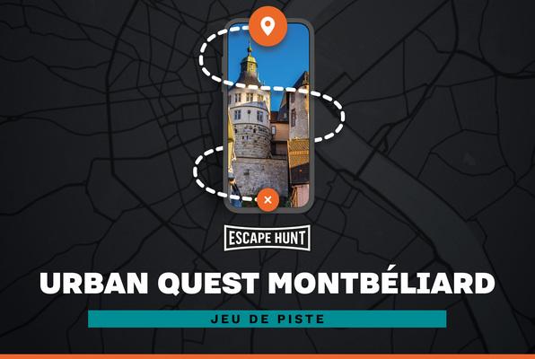 Urban Quest Montbéliard