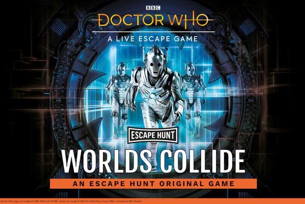 Doctor Who. Worlds Collide (Escape Hunt Manchester) Escape Room