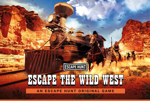 Escape the Wild West (Escape Hunt Manchester) Escape Room