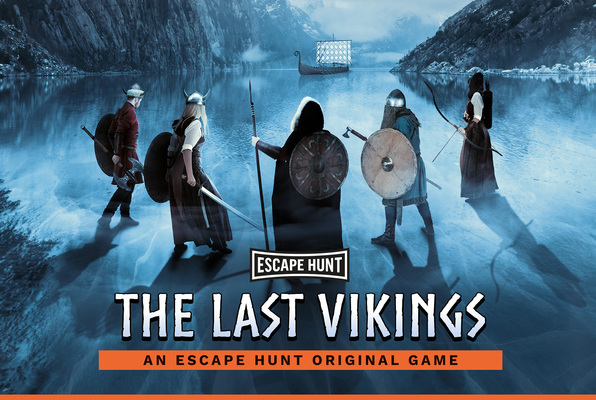The Last Vikings (Escape Hunt Manchester) Escape Room