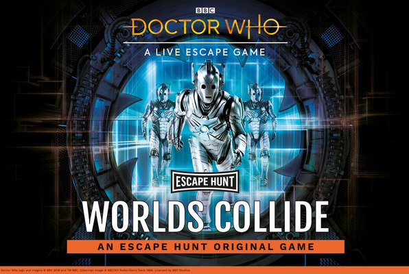 Doctor Who. Worlds Collide (Escape Hunt Birmingham) Escape Room