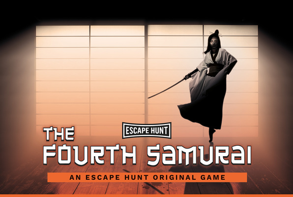 The Fourth Samurai (Escape Hunt Birmingham) Escape Room